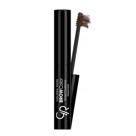Golden-Rose-Brow-Color-Tinted-Eyebrow-Mascara-5-Przyciemniająca-maskara-do-brwi-drogeria-internetowa-puderek.com.pl