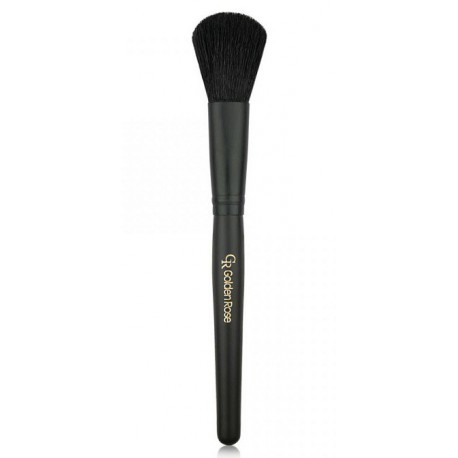 Golden-Rose-Blusher-Brush-pędzel-do-różu-lub-bronzera-pędzle-do-makijażu-drogeria-internetowa-puderek.com.pl