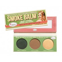 The Balm TheBalm Smoke Balm 2 paleta 3 cieni do powiek