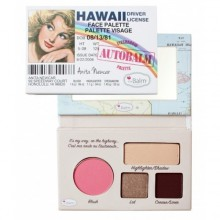 The Balm TheBalm AutoBalm Hawaii paleta do makijażu