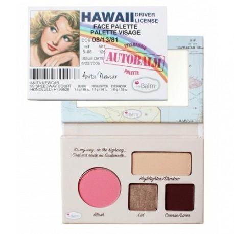 The-Balm-TheBalm-AutoBalm-Hawaii-paleta-do-makijażu-cienie-do-powiek-drogeria-internetowa-puderek.com.pl