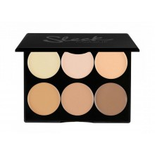Sleek-Makeup-Cream-Contour-Kit-Light-paleta-podkładów-do-konturowania-drogeria-internetowa