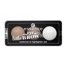 Essence-Little-Eyebrow-Monsters-Eyebrow-&-Highlighter-Set-01-paleta-cieni-do-brwi-rozświetlacz-drogeria-internetowa-puderek.com.