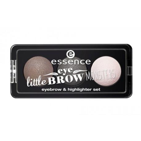 Essence-Little-Eyebrow-Monsters-Eyebrow-&-Highlighter-Set-02-paleta-cieni-do-brwi-rozświetlacz-drogeria-internetowa-puderek.com.