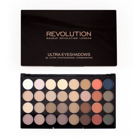 Makeup-Revolution-Flawless-Matte-2-32-Eyeshadow-Palette-paleta-32-matowych-cieni-cienie-do-powiek-drogeria-internetowa-puderek.c