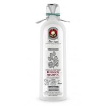 """White-Agafia-łopianowy-szampon-""""Odżywienie-i-Blask""""-280-ml"""