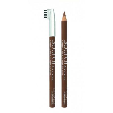 Bourjois-Eyebrow-Pencil-kredka-do-brwi-z-grzebykiem- 04-Blonde-Fonce