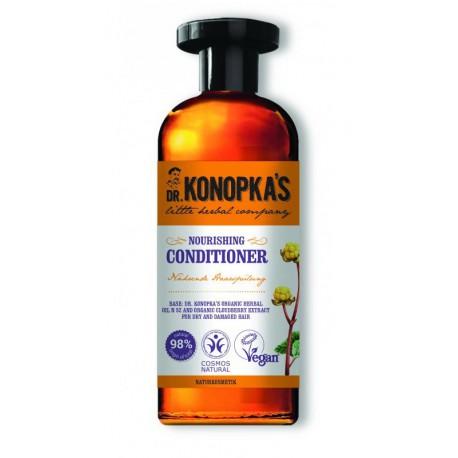 Dr. Konopka's odżywczy balsam do włosów suchych i zniszczonych 500 ml