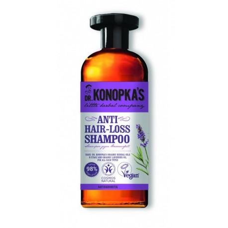 Dr. Konopka's szampon przeciw wypadaniu włosów 500 ml