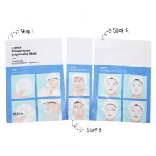 Skin79-3-STEP-Shower-Glow-Brightning-Mask-trzy-etapowy-zabieg-pod-prysznic-koreańskie-kosmetyki-drogeria-internetowa-puderek.com