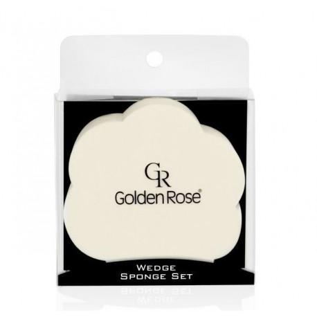 Golden Rose Wedge Sponge Set aplikatory gąbeczki 6 sztuk