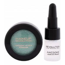 Makeup- Revolution-Eye-Foils-Emerald-Goddess-metaliczny-cień-cienie-do-powiek-drogeria-internetowa-puderek.com.pl
