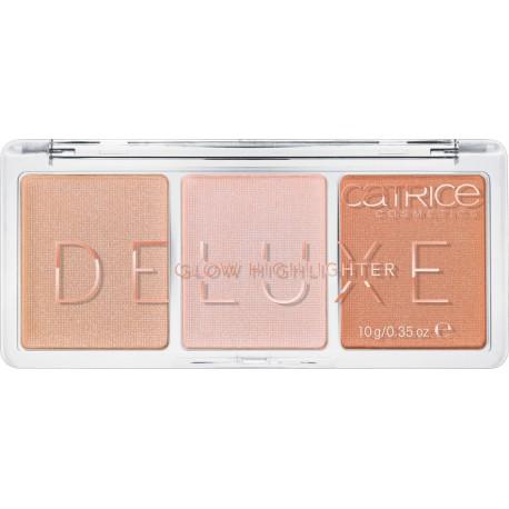 Catrice-Deluxe-Glow-Highlighter-paleta-rozświetlaczy-drogeria-internetowa-puderek.com.pl