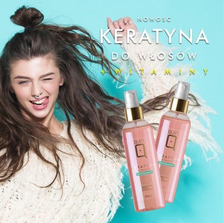 Silcare Quin Keratyna do włosów z witaminami spray 200 ml