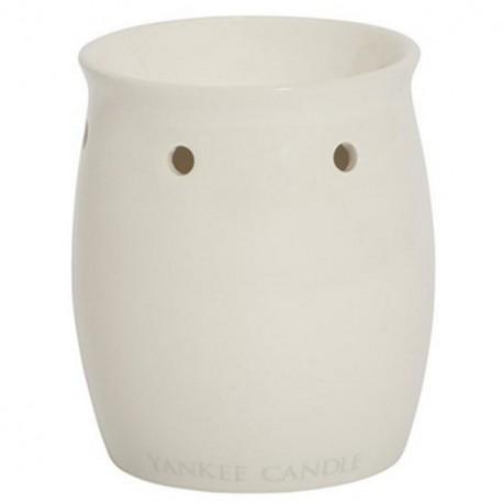 Yankee-Candle-Essential-Ceramic-biały-kominek-do-wosku-drogeria-internetowa-puderek.com.pl