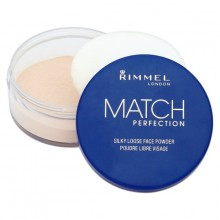 Rimmel Match Perfection Silky Loose Face Powder Sypki puder transparentny