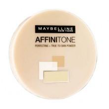 Maybelline Affinitone Tone-on-Tone Powder 24 Golden Beige puder prasowany