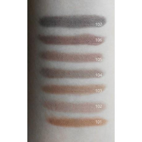 Golden Rose Eyebrow Powder puder/cień do brwi 104