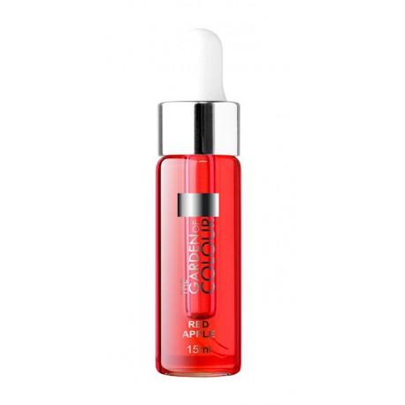 Silcare-Garden-of-Colour-oliwka-zapachowa-z-pipetą-Apple-Red-15-ml