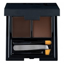 Sleek Makeup Brow Kit Dark zestaw do modelowania brwi