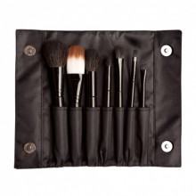Sleek Makeup Zestaw 7 pędzli do makijażu w etui
