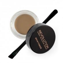 Makeup-Revolution-Brow-Pomade-Blond-pomada-do-brwi-z-pędzelkiem-drogeria-internetowa-puderek.com.pl