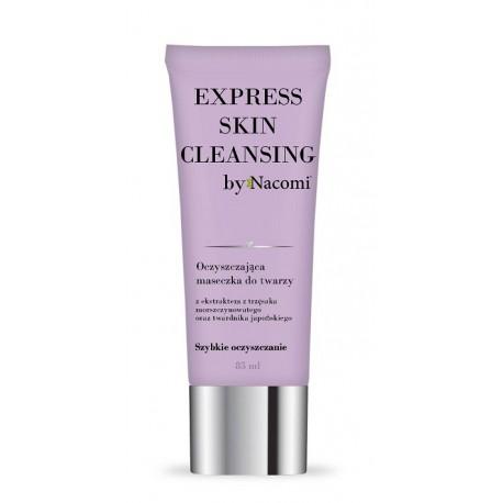 Nacomi-Express-Skin-Cleansing-oczyszczająca-maseczka-do-twarzy-85-ml-drogeria-internetowa