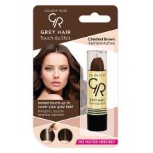 Golden Rose Grey Hair Touch-Up Stick Chestnut Brown - sztyft na odrosty