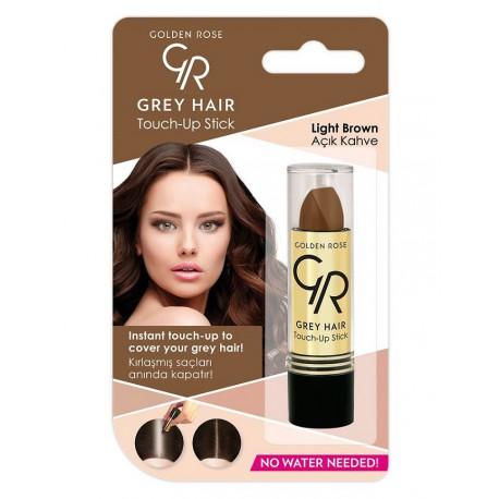Golden-Rose-Grey-Hair-Touch-Up-Stick-Light-Brown-sztyft-na-odrosty-drogeria-internetowa-puderek.com.pl