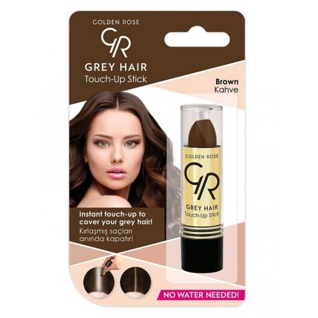 Golden-Rose-Grey-Hair-Touch-Up-Stick-Brown-sztyft-na-odrosty-drogeria-internetowa-puderek.com.pl