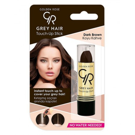 Golden Rose Grey Hair Touch-Up Stick Dark Brown - sztyft na odrosty
