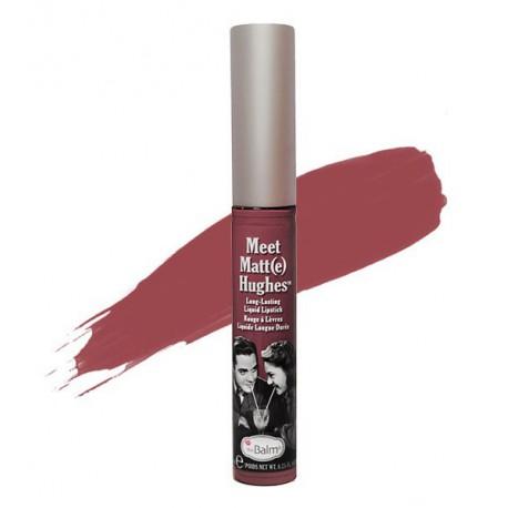 The-Balm-TheBalm-Meet-Matt(e)-Hughes-Longlasting-Lipstick-Charming-matowa-płynna-pomadka-drogeria-internetowa-puderek.com.pl