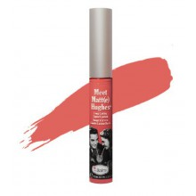 The Balm TheBalm Meet Matt(e) Hughes Longlasting Lipstick Honest matowa płynna pomadka