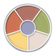Kryolan-Concealer-Circle-Neutralizer-kółko-korektorów-kamuflaży-neutralizujących-drogeria-internetowa