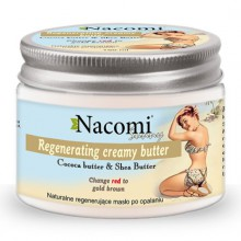 Nacomi Regenerating Body Butter masło po opalaniu 150 ml