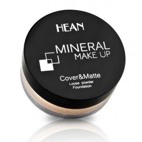 Hean Mineral Makeup Sypki podkład mineralny kryjąco-matujący 902 Beige