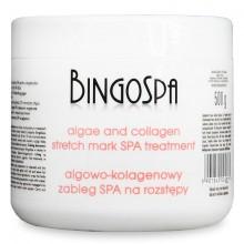 BingoSpa algowo-kolagenowy zabieg na rozstępy 500 g