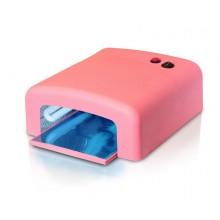 Silcare-lampa-UV-36-Watt-4-żarówkowa-pink-drogeria-internetowa