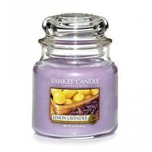Yankee-Candle-Lemon-Lavender-słoik-średni-świeca-zapachowa-drogeria-internetowa-puderek.com.pl