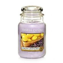 Yankee-Candle-Lemon-Lavender-słoik-duży-świeca-zapachowa-drogeria-internetowa-puderek.com.pl