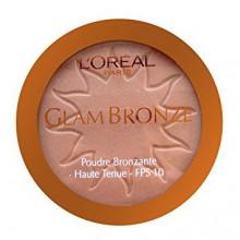 Loreal-Glam-Bronze-puder-brązujący-03-Caribbean-Sun-drogeria-internetowa-puderek.com.pl