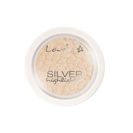 Lovely Silver Highlighter rozświetlacz