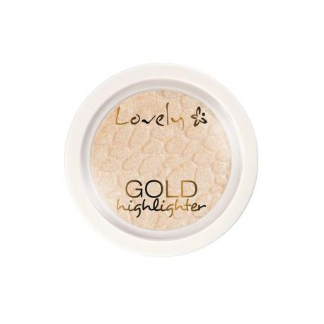 Lovely-Gold-Highlighter-rozświetlacz-drogeria-internetowa