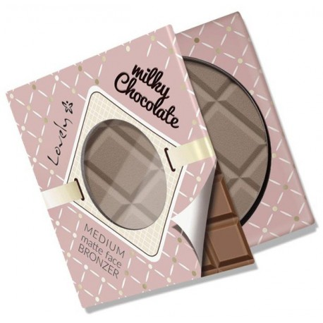 Lovely-Milky-Chocolate-Bronzer-matowy-bronzer-drogeria-internetowa-puderek.com.pl