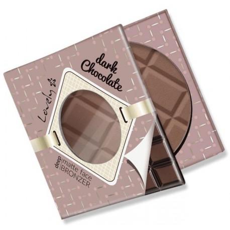 Lovely-Dark-Chocolate-Bronzer-matowy-bronzer-drogeria-internetowa-puderek.com.pl