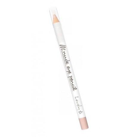 Lovely Nude Eye Pencil cielista kredka do oczu