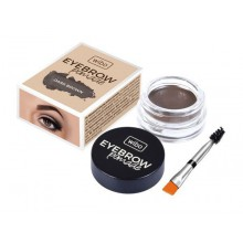 Wibo Eyebrow Pomade - Dark Brown - wodoodporna pomada do brwi