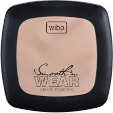 Wibo-Smooth'n-Wear-Matte-Powder-1-matujący-puder-prasowany-drogeria-internetowa