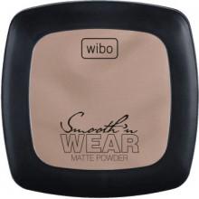 Wibo-Smooth'n-Wear-Matte-Powder-2-matujący-puder-prasowany-drogeria-internetowa