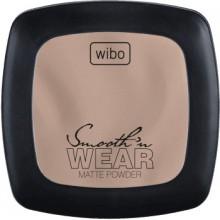 Wibo-Smooth'n-Wear-Matte-Powder-3-matujący-puder-prasowany-drogeria-internetowa